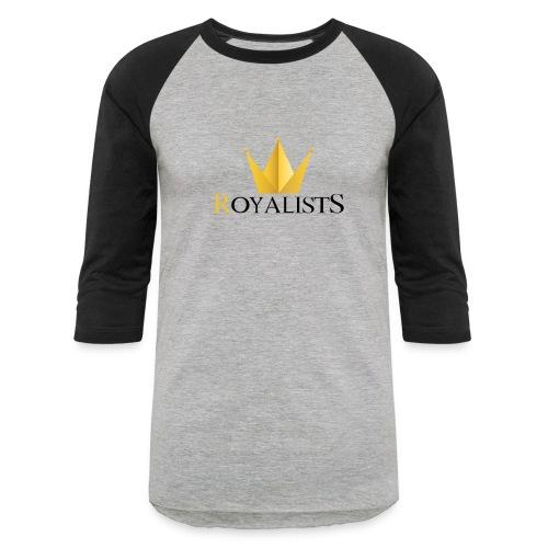 Royalist Baseball Tee - Baseball T-Shirt