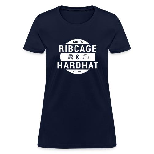 Rib Cage & Hard Hat (Women's) - Women's T-Shirt