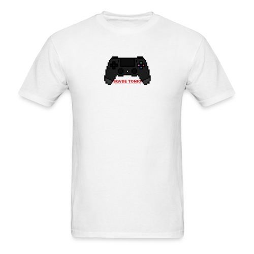 (PS4 CONTROLLER) SQVDE TONIO SHIRT - Men's T-Shirt