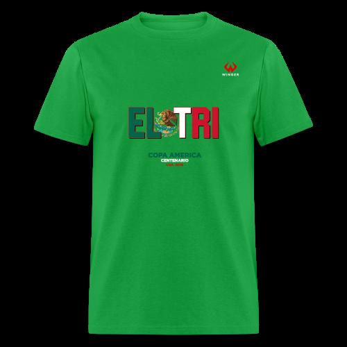 Mexico Green - Men's T-Shirt