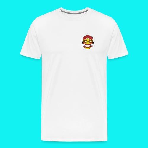 ISL4ND TIKI TEE - Men's Premium T-Shirt