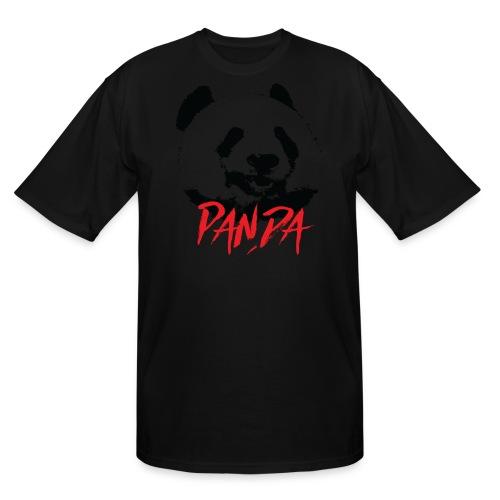 PANDA WHITE - Men's Tall T-Shirt