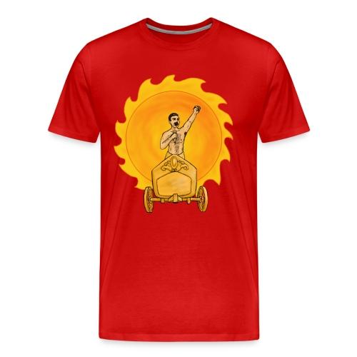 Rock God Freddy - Men's Premium T-Shirt