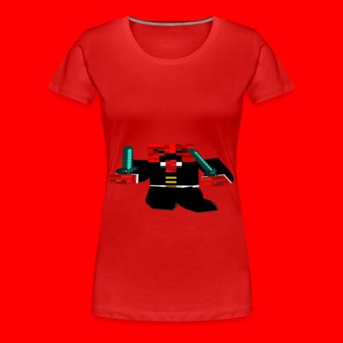 Creeper164 regular Women's T-Shirt - Women's Premium T-Shirt