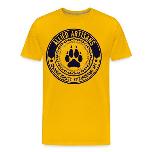 Allied Artisans T-Shirt - Men's Premium T-Shirt