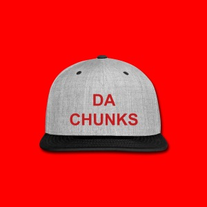 DA CHUNKS Baseball Snap Back Hat/cap - Snap-back Baseball Cap
