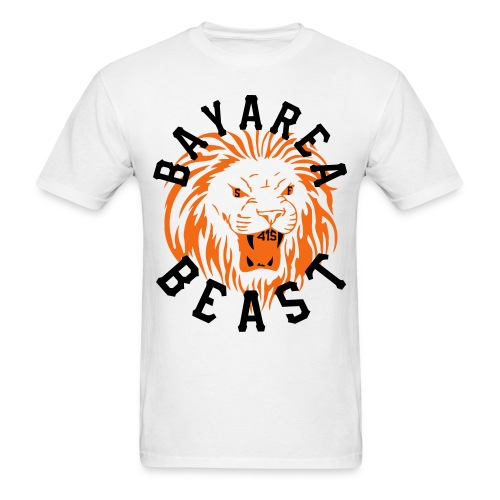 Bay area beast - Men's T-Shirt