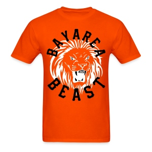 Bay area beast - Men's T-Shirt