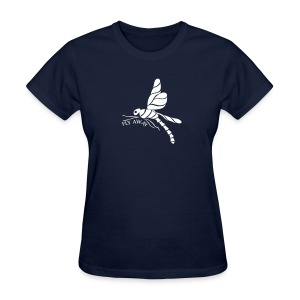 Fly Away Dragonfly Women's T-Shirt - Women's T-Shirt