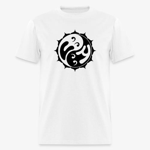 Two-Sided Logo Shirt - Men's T-Shirt