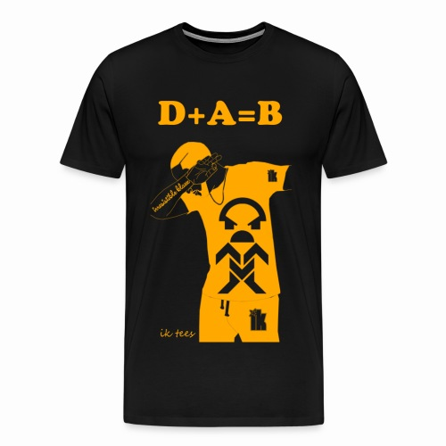 Golden Edition DAB - Men's Premium T-Shirt