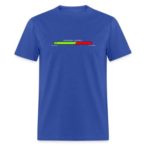 Level Up Kendo Gamer T-Shirt - 1st Kyu-1st Dan - Men's T-Shirt