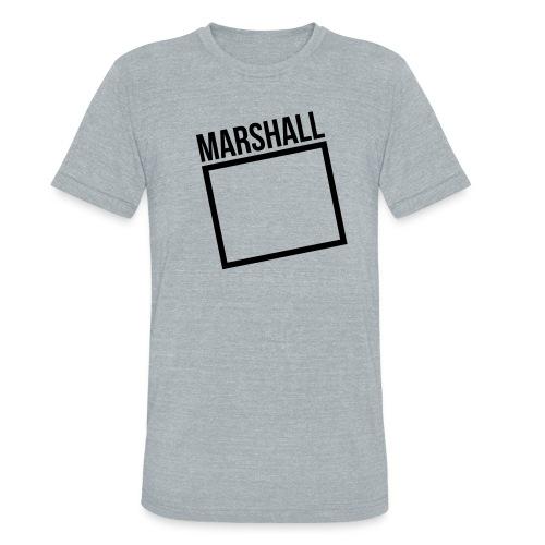 Marshall Square - Unisex Tri-Blend T-Shirt