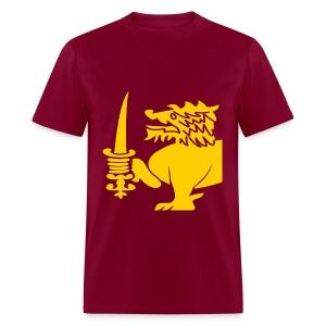 Lion Shirt - Men's T-Shirt
