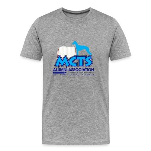 MCTS Alumni T-shirt - Men's Premium T-Shirt