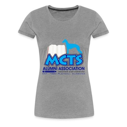 Women's MCTS Alumni Tshirt - Women's Premium T-Shirt