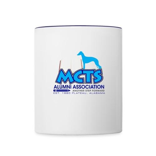 MCTS Alumni Mug - Contrast Coffee Mug