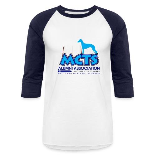 Men's 3/4 Sleeve Sports Jersey - Baseball T-Shirt