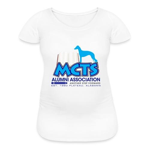 Maternity  MCTS Alumni Shirt - Women's Maternity T-Shirt