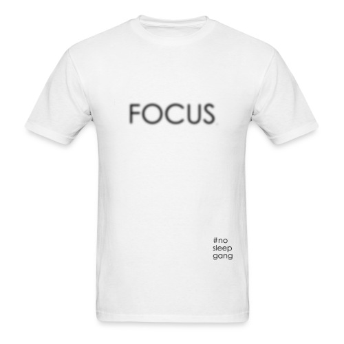 focus tee - Men's T-Shirt