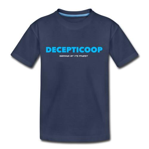 Decepticoop Kids' Tee Shirt - Kids' Premium T-Shirt