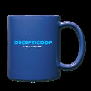 Decepticoop Mug - Full Color Mug