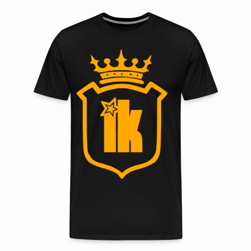 Golden Edition ik Crown  - Men's Premium T-Shirt