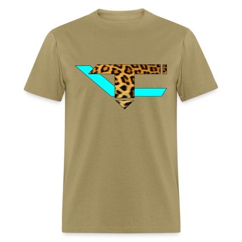 Leopard Tee - Men's T-Shirt
