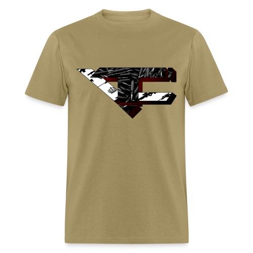 Snper Shells Tee - Men's T-Shirt
