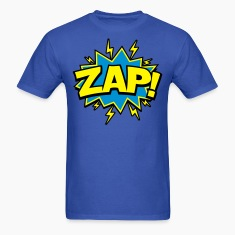 Zap! Comic Stye T-Shirts