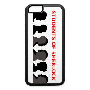 Students of Sherlock iPhone 6 Rubber Case - iPhone 6/6s Rubber Case