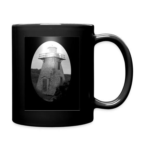 The Not-So-Abandoned Lighthouse Quote Mug - Full Color Mug