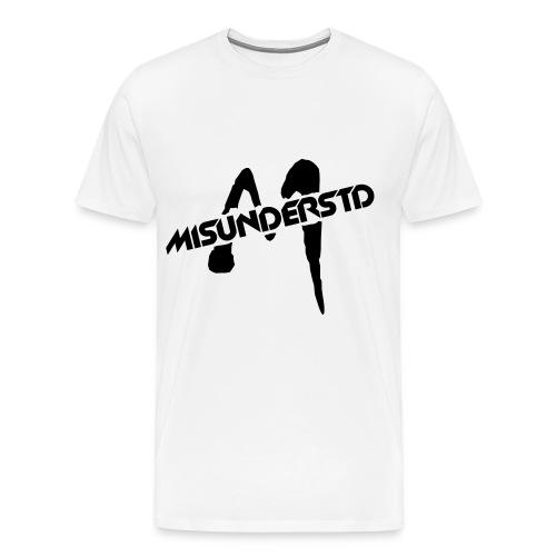 Misunderstd T-shirt - MEN'S - Men's Premium T-Shirt