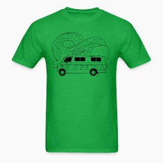 Feynman Diagrams t-shirt | Richard Feynman's Van