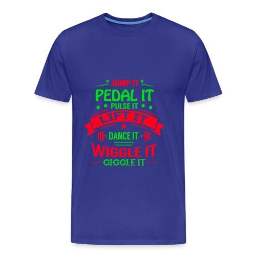 Men's Unisex PFLH Move It Premium Tee - Men's Premium T-Shirt