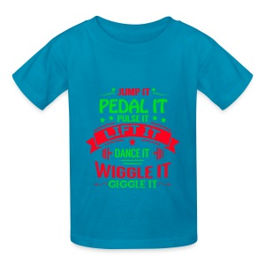 Kids PFLH Move It Tee - Kids' T-Shirt