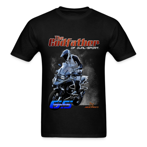 The Godfather of dual-sport. - Men's T-Shirt