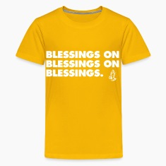 Blessings Drake 6ix Kids' Shirts