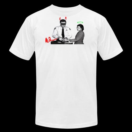 Mens Saint Rosa Tee - Men's Fine Jersey T-Shirt
