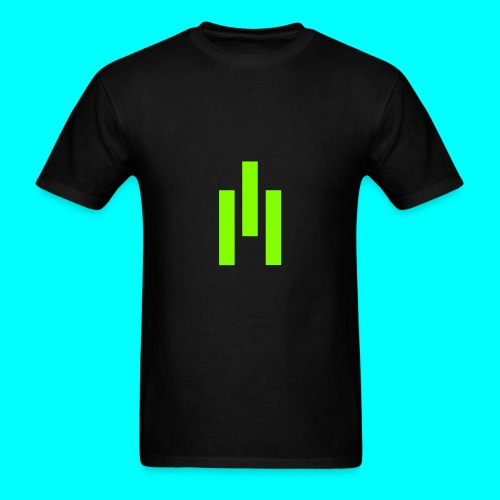 Green Trident Mens - Men's T-Shirt