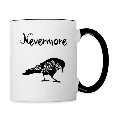 Nevermore mug - Contrast Coffee Mug