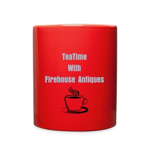 Tea Time With Firehouse Antiques - Full Color Mug