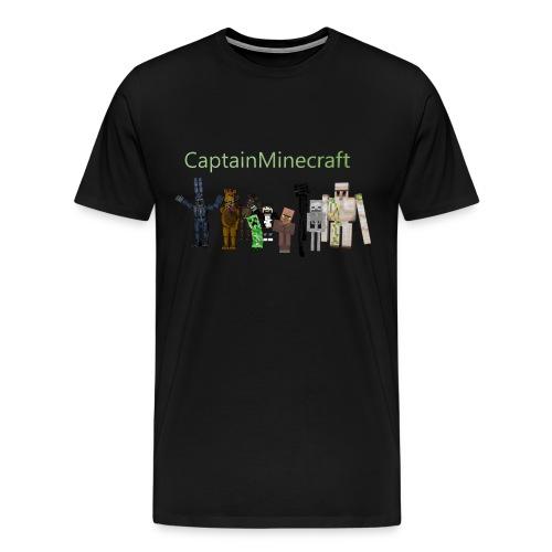 Men's premium T-Shirt design 1 - Men's Premium T-Shirt