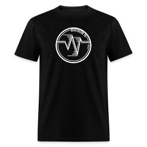 Northern 96 White Circle Logo T-Shirt - Men's T-Shirt