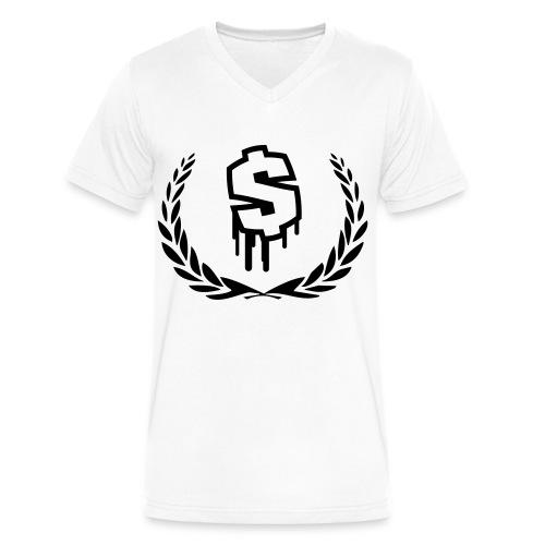Get Money 2 - Men's V-Neck T-Shirt by Canvas