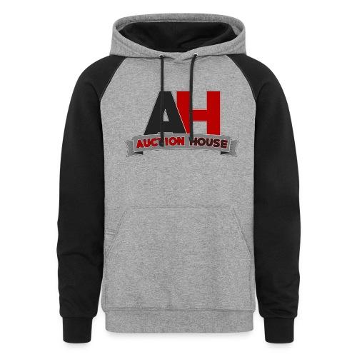 Sweater Weather AH - Colorblock Hoodie