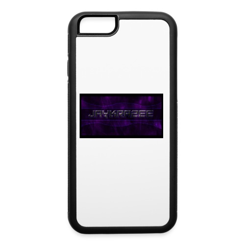Krazee Mug - iPhone 6/6s Rubber Case