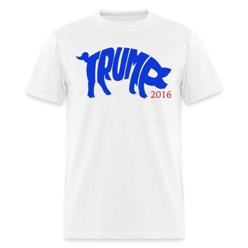 Trump4pig - Men's T-Shirt