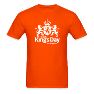 T-Shirts ~ Men's T-Shirt ~ Dutch King's Day 2016
