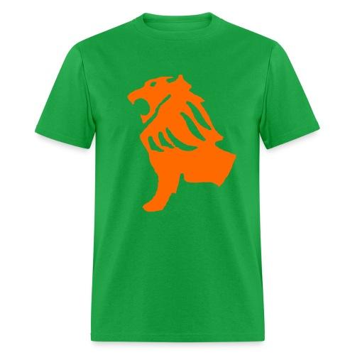 Green Lion Shirt - Men's T-Shirt